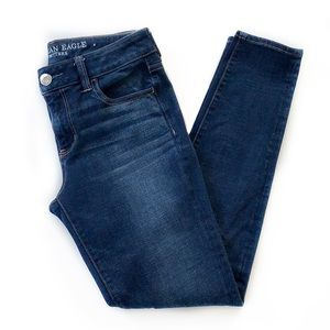 American Eagle • Super Super Stretch Jeggings